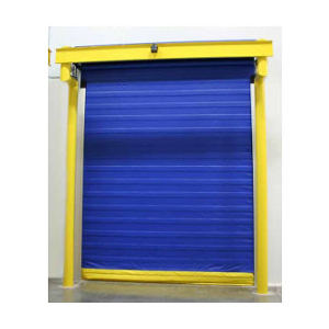RR300 Freeze Overhead Vinyl Roll Up Door