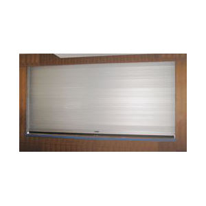 R&S Aluminum Counter Shutter Door