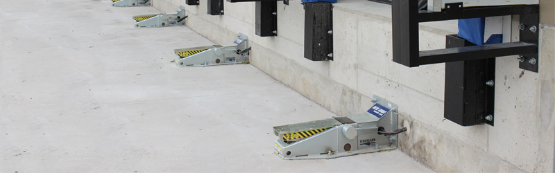Truck Restraint Systems & Truck Restraints | Dock Safety | Authority Dock \u0026 Door