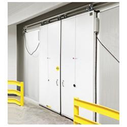 Cold Storage Overhead Garage Doors