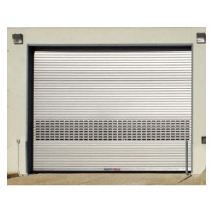 109D Direct Drive Steel Coiling Overhead Garage Doors