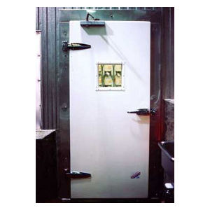512 Single Infitting Fiberglass Cold Storage Door