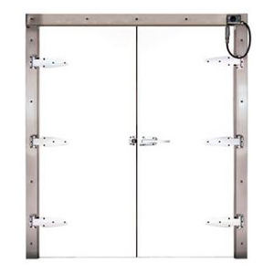 512D Double Infitting Fiberglass Cold Storage Door