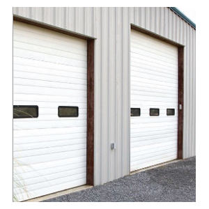 C-20 Steel Sectional Overhead Garage Doors