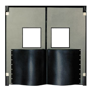 Durulite Industrial Double Impact Traffic Door