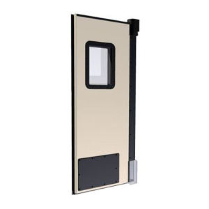 Durulite Retailer R25 Single  Impact Traffic Door
