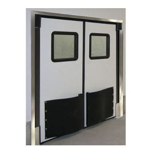 Durulite Retailer  XHD Double Impact Traffic Door