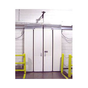 IXP 2100 Bi-Parting Cold Storage Door