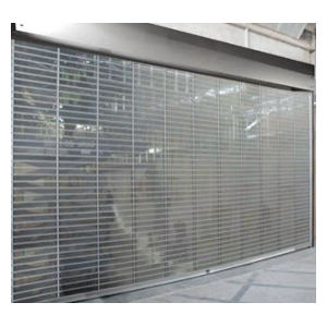 PFR Roll Up Shutter Security Grilles