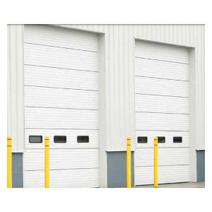 Thermospan 200 Insulated Steel Sectional Overhead Garage Doors