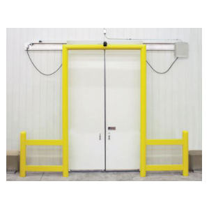 XP 2000 Bi Parting Cold Storage Door