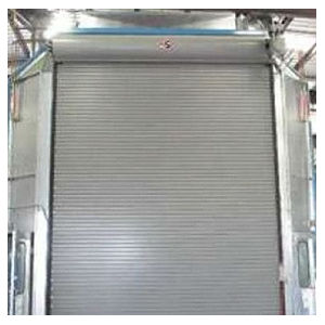 Heavy Duty Steel Overhead Coiling Door - 2