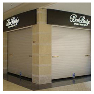 S-2 Aluminum Solid Roll Up Shutters