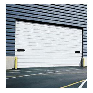 SteelForm Steel Sectional Overhead Garage Doors