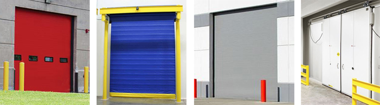 Overhead Insulated Doors
