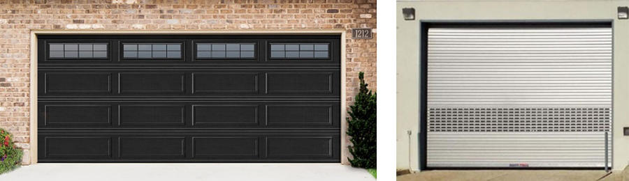 Commercial and Residential Overhead Garage Doors