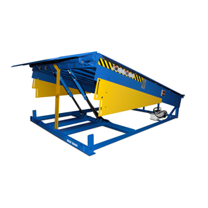 A Series Hydraulic Loading Dock Levelers