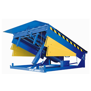 A Series Mechanical Loading Dock Levelers