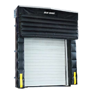Adjustable Inflatable Loading Dock Seals & Shelters