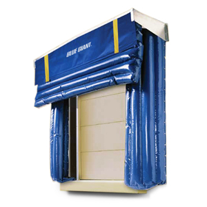 Air Frame Inflatable Loading Dock Seals & Shelters