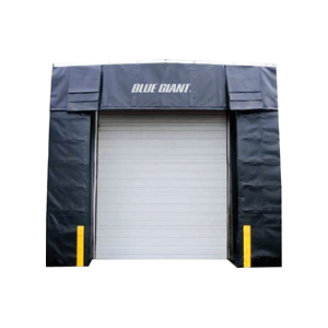 Foam Frame Loading Dock Shelters