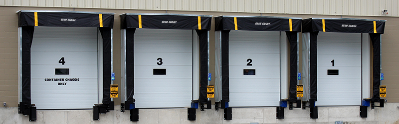 Loading Dock Seals and Shelters