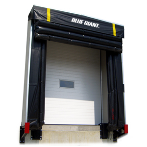 Stationary Inflatable Loading Dock Seals & Shelters