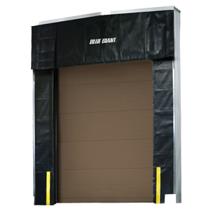 Stationary Loading Dock Shelters