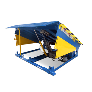 U Series Air Cylinder Loading Dock Levelers