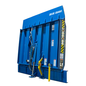 VL Series Vertical Storing Loading Dock Levelers