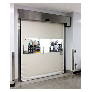 415 Overhead Fabric Roll Up Door