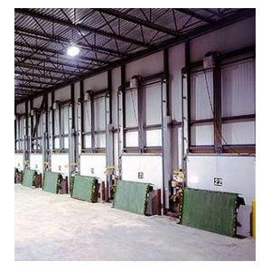 507 Vertical Rise Fiberglass Cold Storage Door