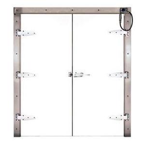 512D Double Infitting Fiberglass Cold Storage Door