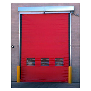 515 Overhead Fabric Roll Up Door