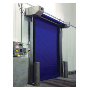 615 Overhead Fabric Roll Up Door