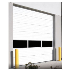 C-24 Steel Sectional Overhead Garage Doors