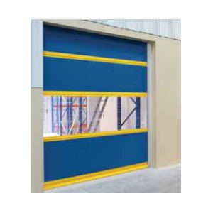 DuraShield Overhead Vinyl Roll Up Door