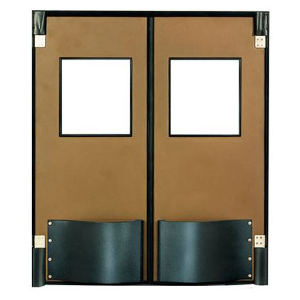 Durulite Standard Double Impact Traffic Door