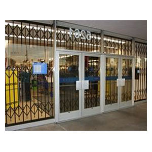 Easy Glide Side Folding Security Gates