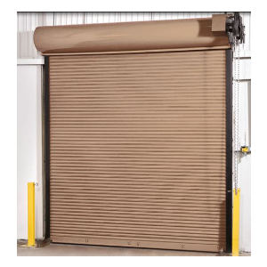 FireStar 700C Fire Rated Insulated Coiling Overhead Door