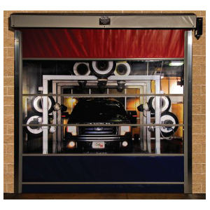 G2 Harshguard Car Wash Overhead Overhead Garage Doors