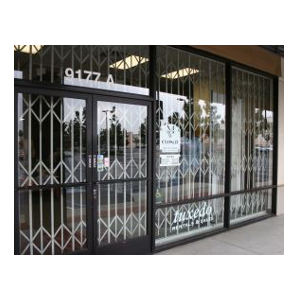 Max-Guard Side Folding Security Gates