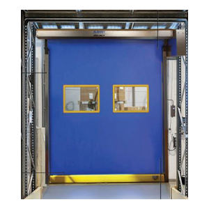 Vinyl Roll Up Overhead Doors Authority Dock Door Portland