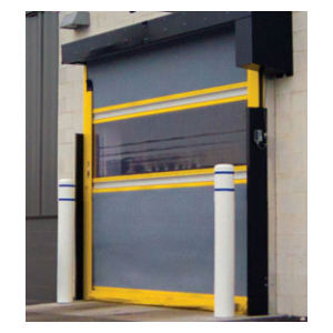UltraFast Overhead Vinyl Roll Up Door