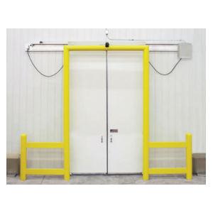 XP 2000 Bi Parting Cold Storage Door