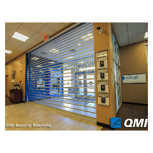 StoreSafe Transparoll Roll Up Shutter Security Grilles