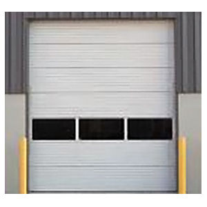 Thermospan 150 Insulated Steel Sectional Overhead Garage Doors