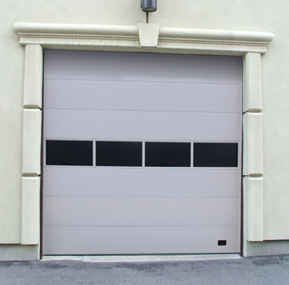 Insulated Overhead Doors