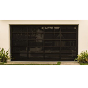 Wayne Dalton Model 8800 Full View Aluminum Residential Garage Doors