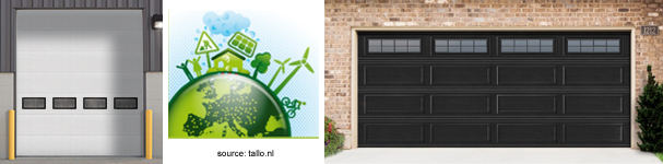Insulated Overhead Garage Doors